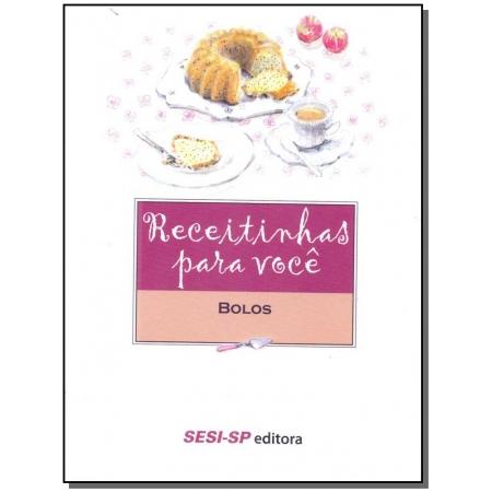 RECEITINHAS PARA VOCE - BOLOS