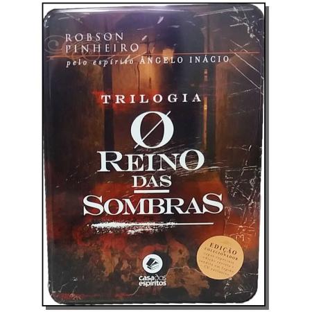 Reino das Sombras, o - Trilogia + Cd