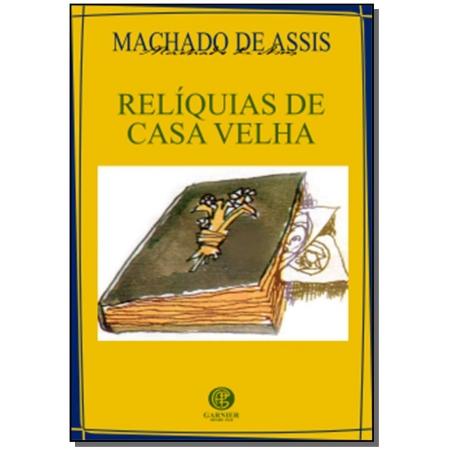 Relíquias de Casa Velha - 02Ed/19