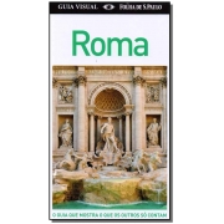 Roma - Guia Visual C/ Mapa