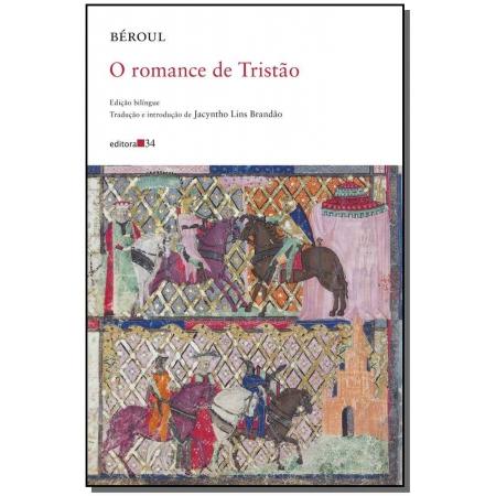 Romance de Tristão, O - (Edição Bilíngue)