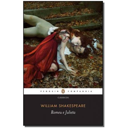 Romeu e Julieta - (Cia das Letras)