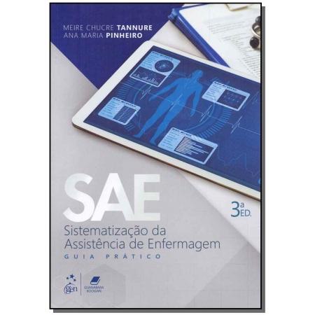 Sae-sistematização da Assistência de Enfermagem - 03ed/19