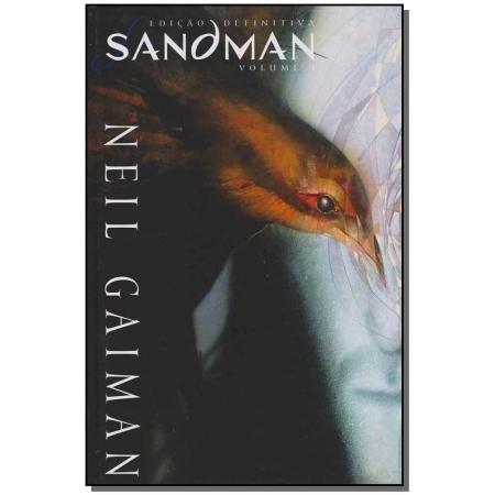 Sandman: Edição Definitiva Vol. 01