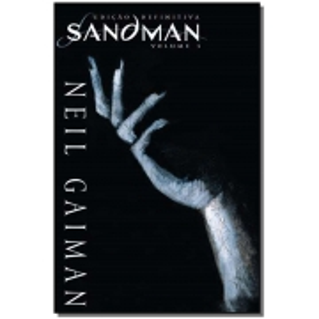 Sandman: Edicao Definitiva Vol. 03