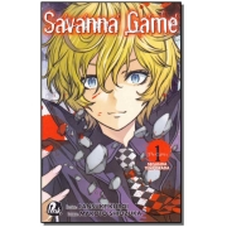 Savanna Game - 2º Temporada - Vol.01