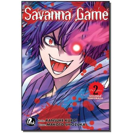 Savanna Game - 2º Temporada - Vol. 02