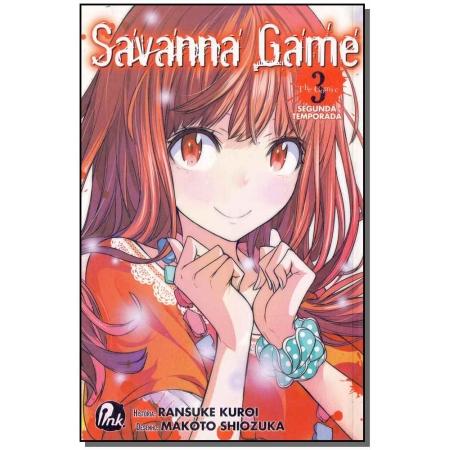 Savanna Game - 2º Temporada - Vol.03