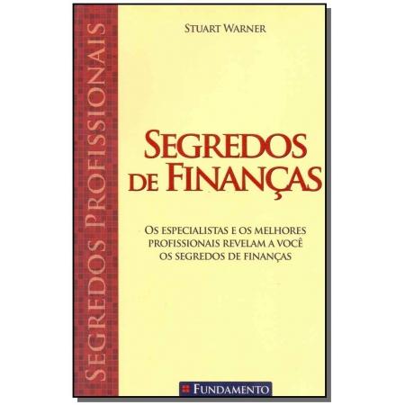 Segredos Profissionais - Segredos De Financas