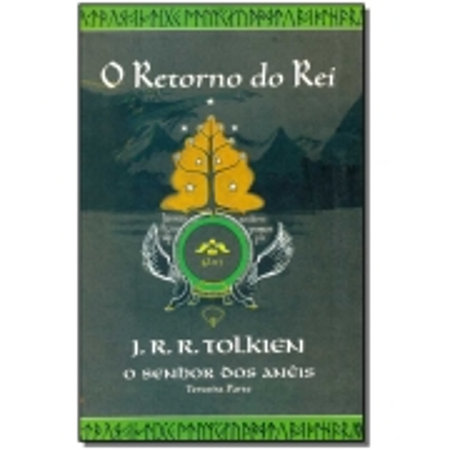 Senhor dos Anéis, o - Vol.3 - Retorno do Rei