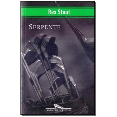 Serpente - (Cia Das Letras)