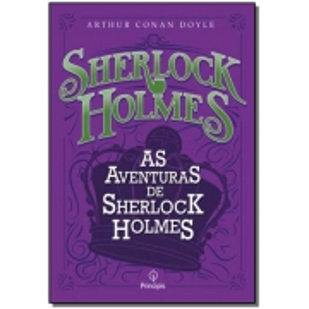 Sherlock Holmes - As Aventuras de Sherlock Holmes