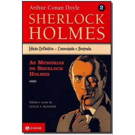Sherlock Holmes Edição Definitiva - Vol.2: as Memórias de Sherlock Holmes