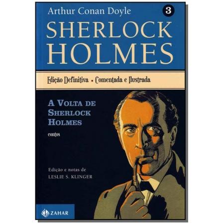 Sherlock Holmes Edição Definitiva ? Vol.3: a Volta de Sherlock Holmes