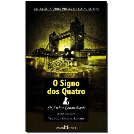 Signo Dos Quatro, o - (Martin Claret)