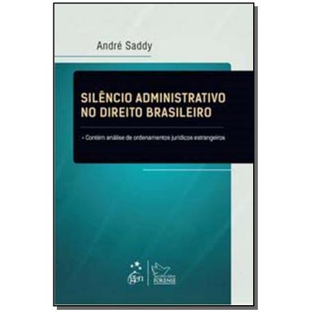 Silencio Administrativo No Direito Brasileiro   01