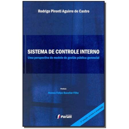 Sistema de Controle Interno - 03Ed.