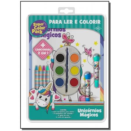 Super Color Pack - Unicórnios Mágicos