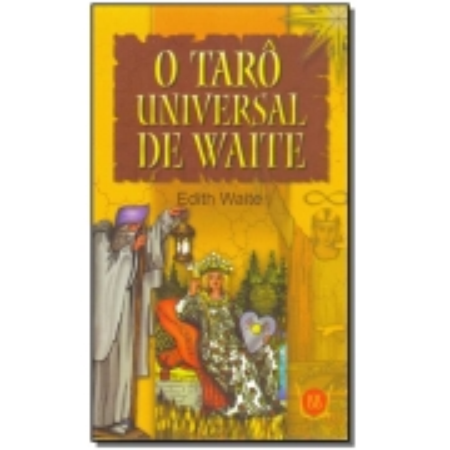 Taro Universal da Waite, o - Baralho