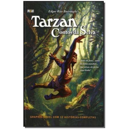 Tarzan - Contos Da Selva (Capa Dura)