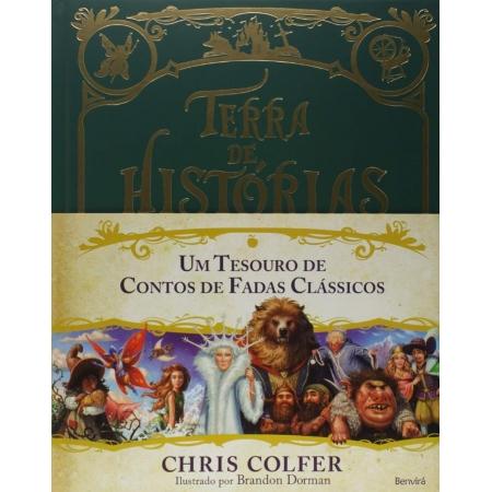 Terra de Histórias - Um Tesouro de Contos de Fadas Clássicos