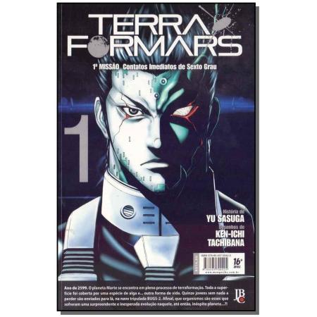 Terra Formars - Vol.01