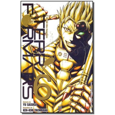 Terra Formars - Vol.06