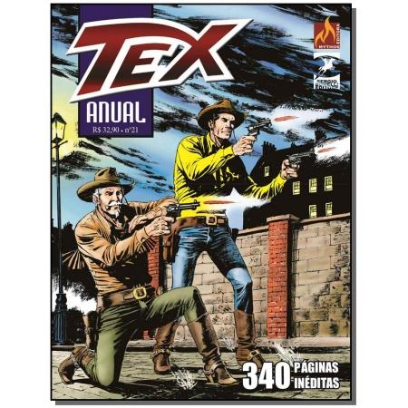 TEX ANUAL - VOL. 21