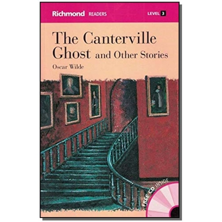 The Canterville Ghost and Other Stories - Free Cd Inside