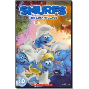 The Smurfs The Lost Village + CD - Level 3