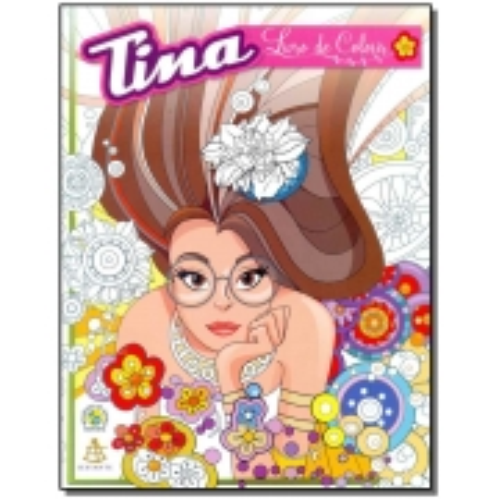 Tina - Livro de Colorir