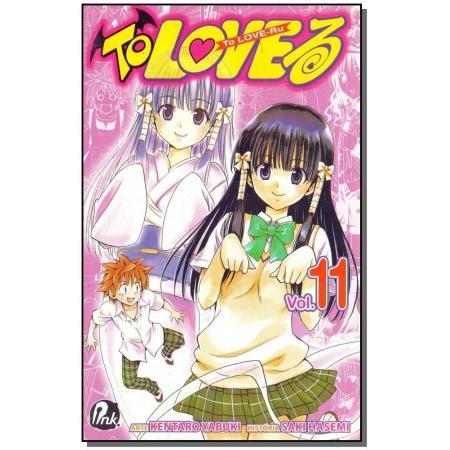 To Love Ru - Vol. 11