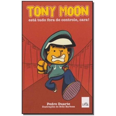 Tony Moon - Está Tudo Fora de Controle, Cara