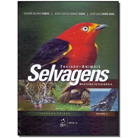 Tratado de Animais Selvagens - Vol. 02 - 02Ed/17 - (Apenas o Segundo Volume)