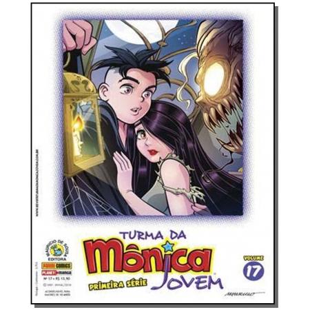 Turma da Mônica Jovem: Primeira Série - Vol. 17