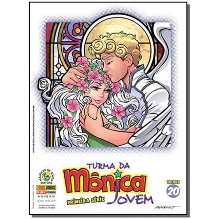 Turma da Mônica Jovem: Primeira Série - Vol. 20
