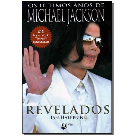 Ultimos Anos De Michael Jackson, Os - Brochura