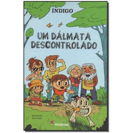 Um Dalmata Descontrolado - 02Ed/15