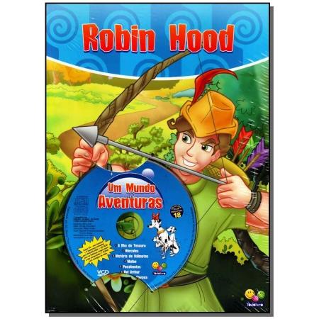 Um Mundo de Aventuras - Robin Hood