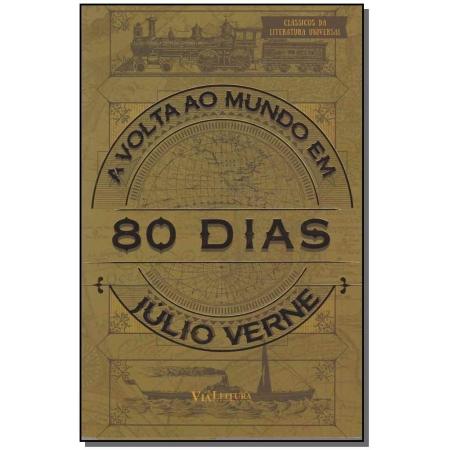 Volta Ao Mundo Em 80 Dias, a - (Edipro)