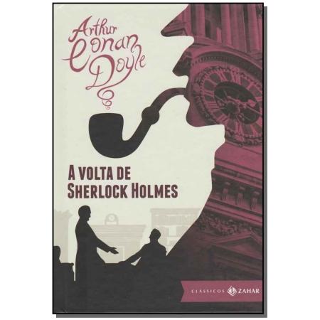 Volta de Sherlock Holmes, A