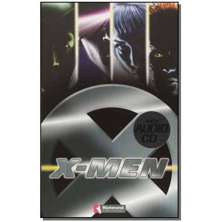 X-men 1 Com Audio Cd