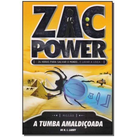 Zac Power 06 - A Tumba Amaldiçoada