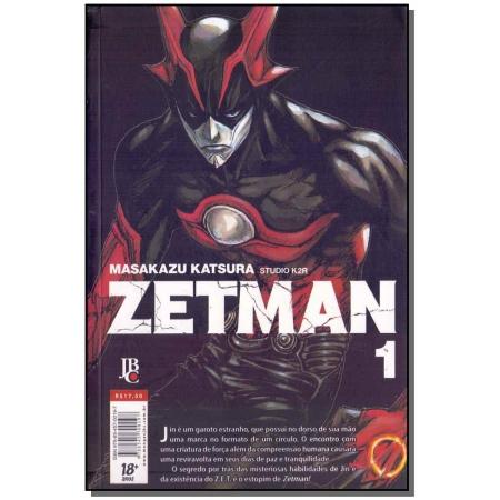 Zetman - Vol. 01
