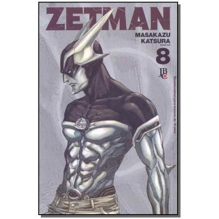 Zetman - Vol. 08