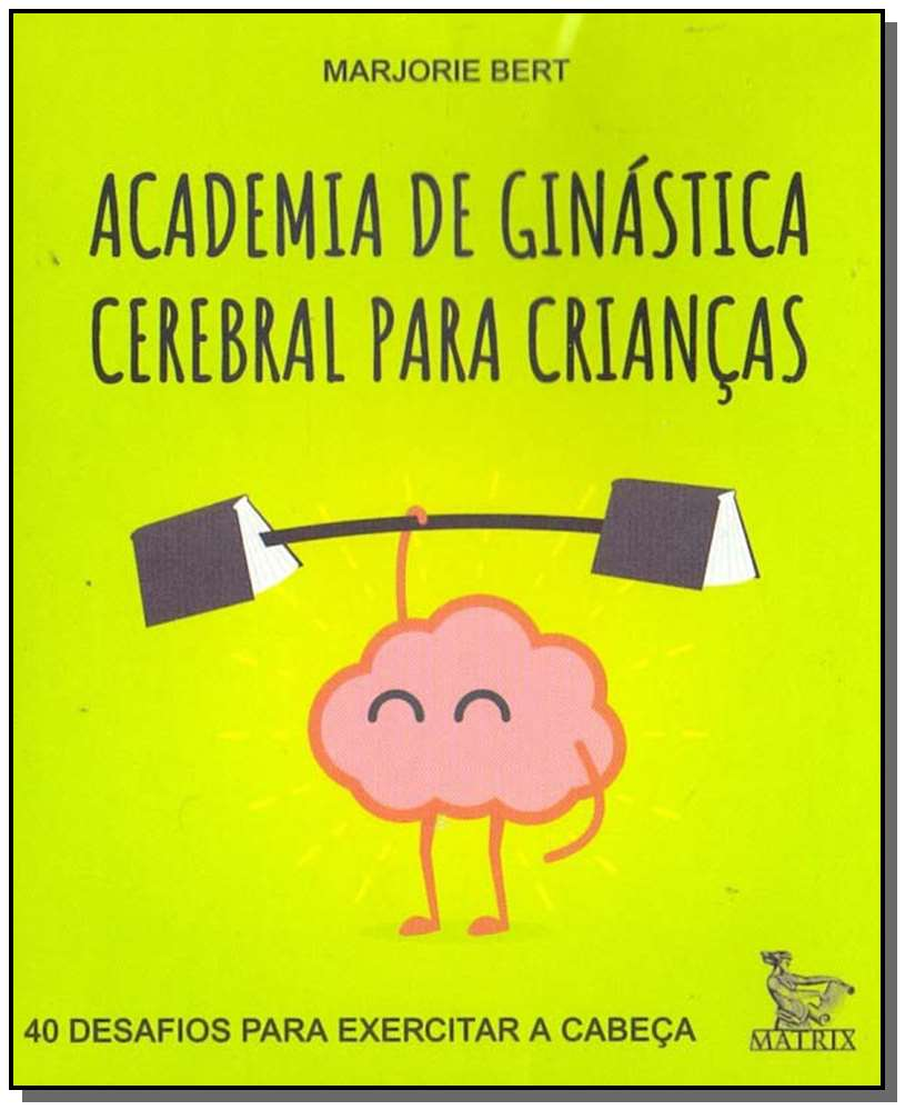 Academia de Ginástica Cerebral Para Crianças