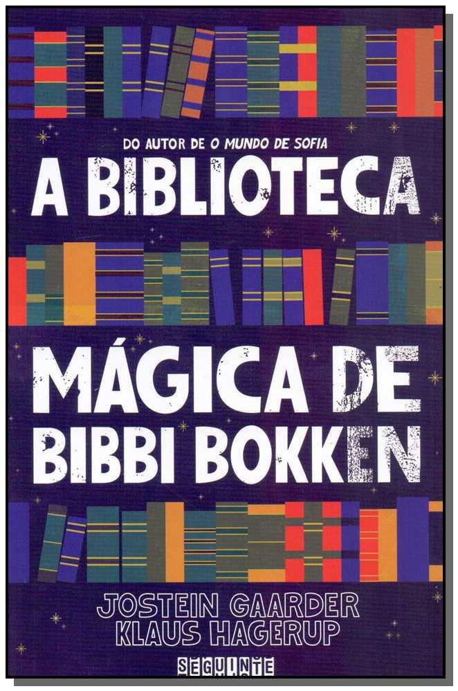 Biblioteca Mágica de Bibbi Bokken, A