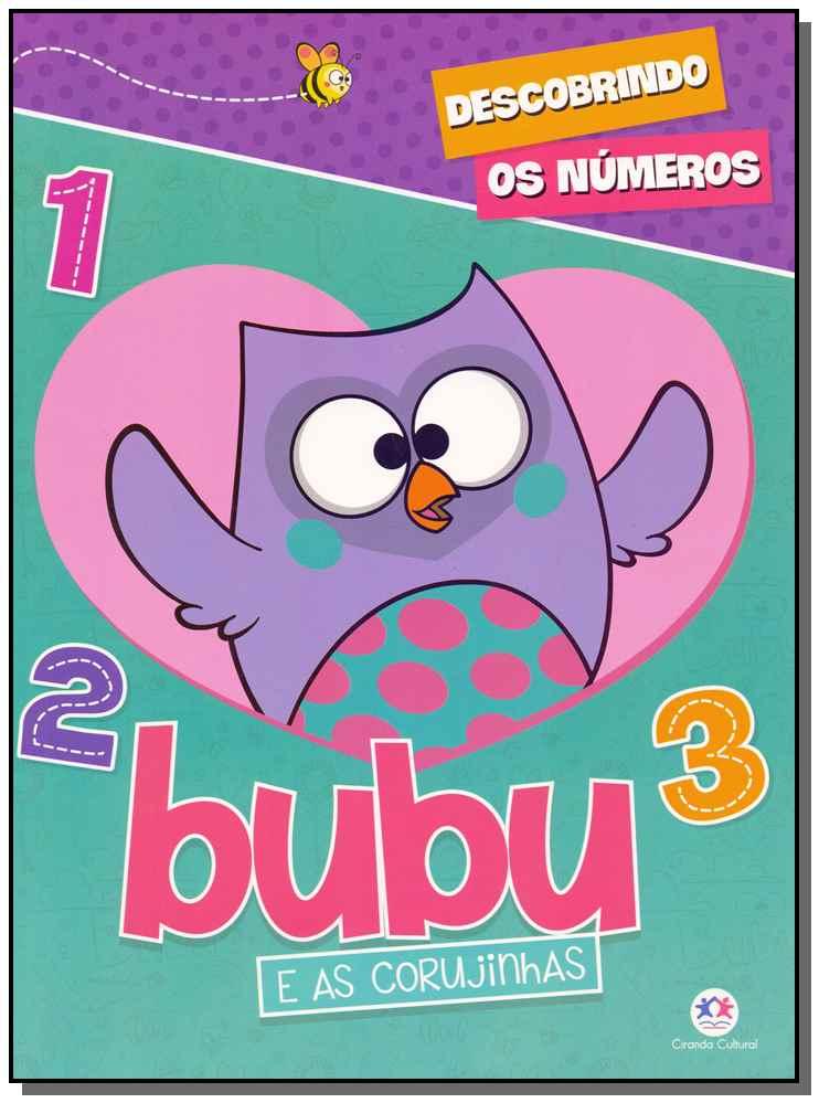 Bubu e as Corujinhas - Descobrindo os Números