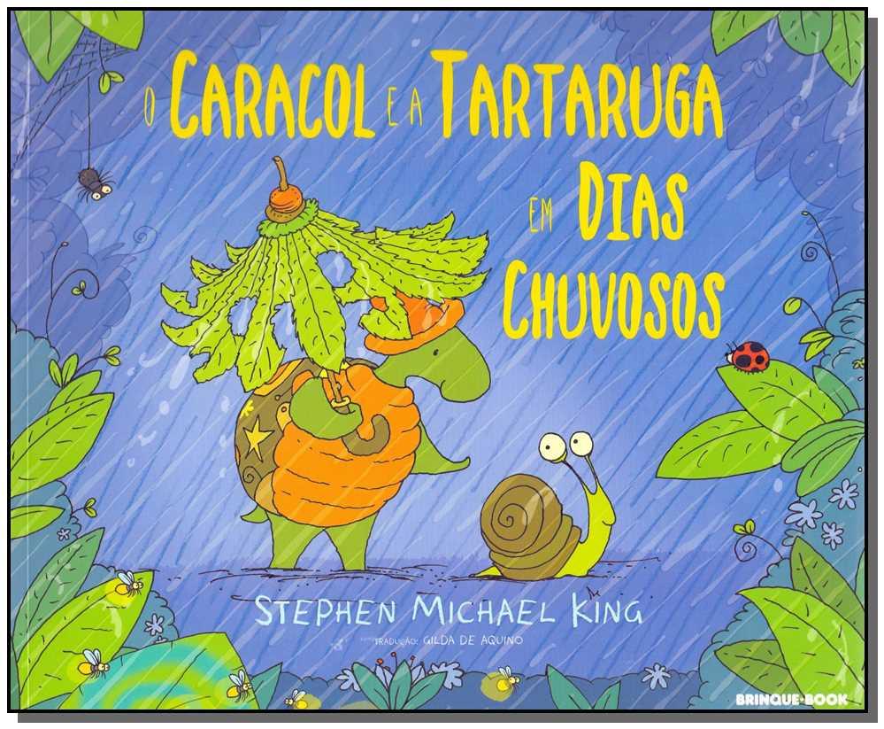 Caracol e a Tartaruga em Dias Chuvosos, O