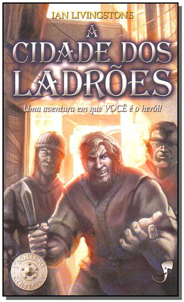 Cidade Dos Ladroes, a - 34453